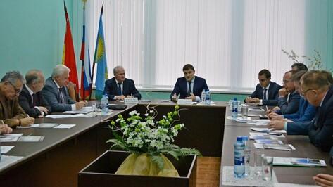 Развитие сотовой связи в Воронежской области обсудили с главами 15 районов