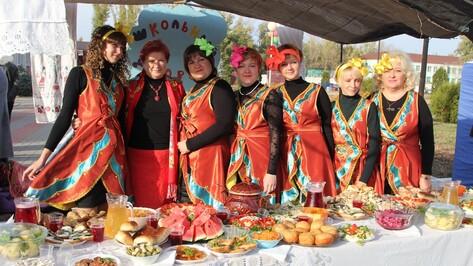 В Новохоперском районе отметили 305-летие села Красное