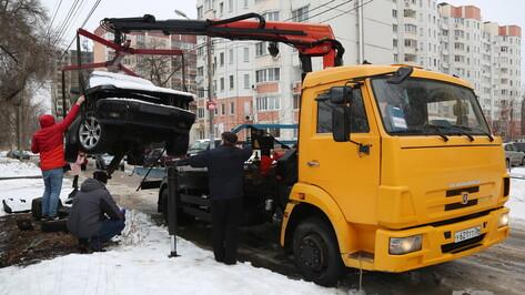 За 3 года в Воронеже нашли тысячу бесхозных автомобилей