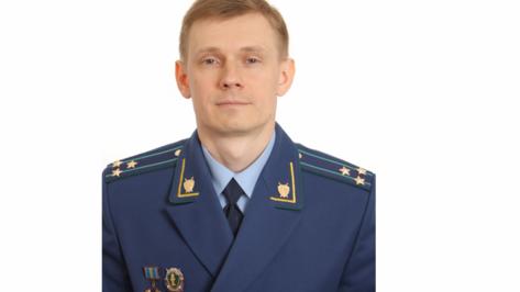 В прокуратуре Воронежской области назначили начальника организационно-контрольного отдела