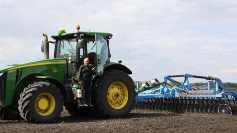 Бобровские аграрии из-за непогоды закончат посевную с опозданием