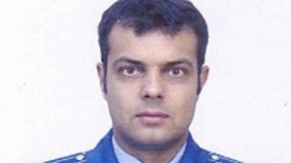 Новым прокурором Борисоглебска стал Алексей Митрофанов