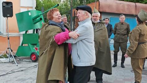 На акцию «Ночь музеев» бобровцы пришли в форме военных лет