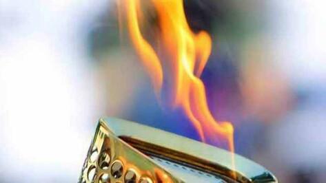 Более ста воронежцев понесут олимпийский факел