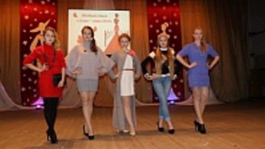 Терновская школьница стала победительницей межмуниципального фестиваля «Модный стиль»
