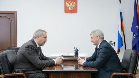 Борисоглебск получит капсулу космического аппарата