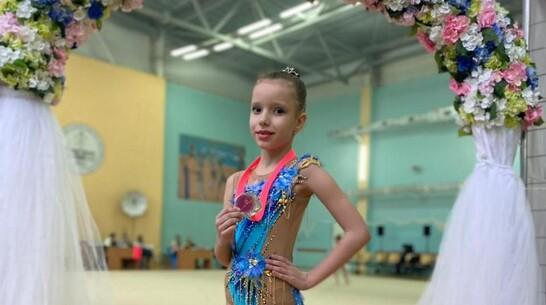 Грибановские гимнастки привезли 5 медалей с открытого первенства области