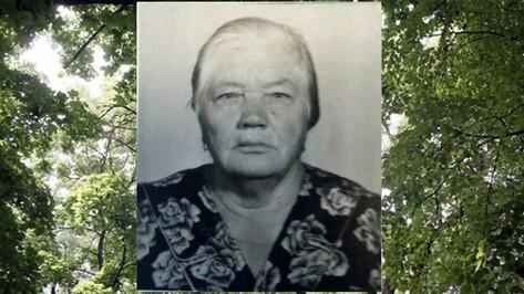 В Воронежской области из больницы пропала 84-летняя женщина