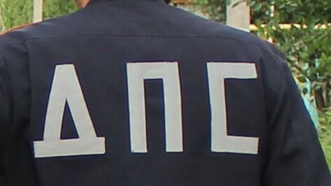 В Таловой 2 подростка пострадали в ДТП