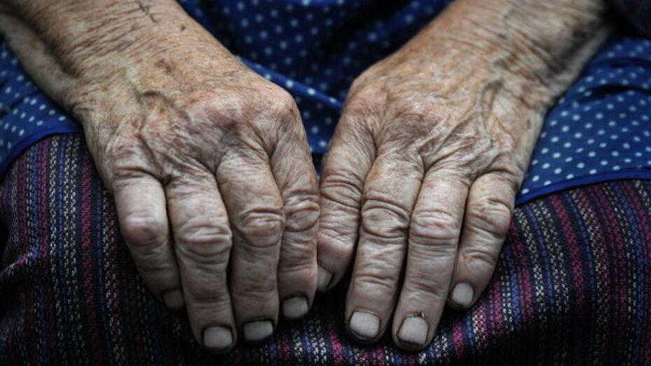 В Воронеже рецидивист ограбил 2 пенсионерок за полчаса