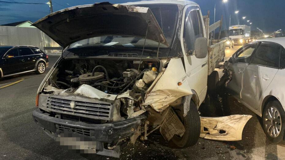 Появились подробности ДТП под Воронежем, где пострадала 2-летняя девочка