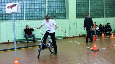 Новохоперские юидовцы заняли пять призовых мест на областном конкурсе «Безопасное колесо»