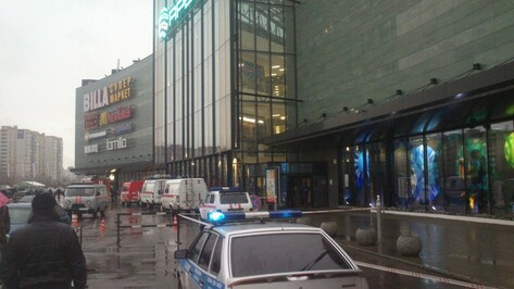 В Воронеже ТРК «Арена» эвакуировали из-за сообщения о взрывчатке