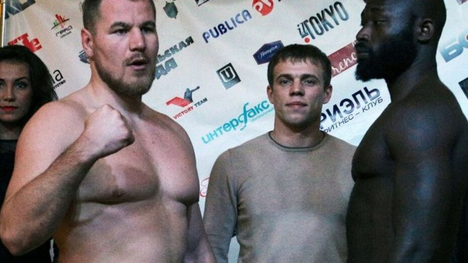 Хохольский боксер Андрей Князев нокаутировал соперника из Камеруна