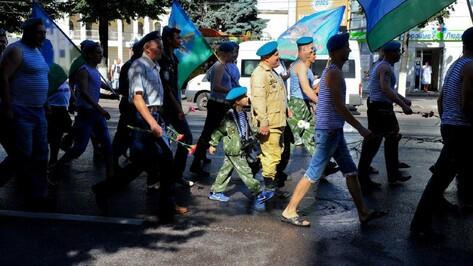 Воронежский врач: «После запрета купаться в фонтанах на День ВДВ стало тише»