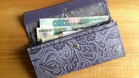 За 11 месяцев 2015 года средняя зарплата в Воронежской области составила более 24,5 тыс рублей