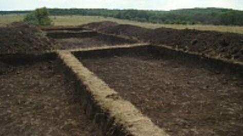 Воронежские археологи приступили к раскопкам древнего городища в Хохольском районе