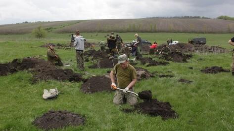 Поисковики опознали захороненного в Воронежской области сталинградца по медальону