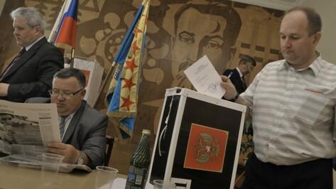 В Воронеже назначат нового члена избирательной комиссии Центрального района