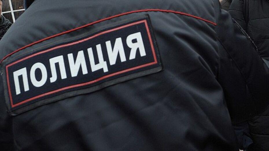 Житель Воронежской области отделался условным сроком за нападение на полицейского