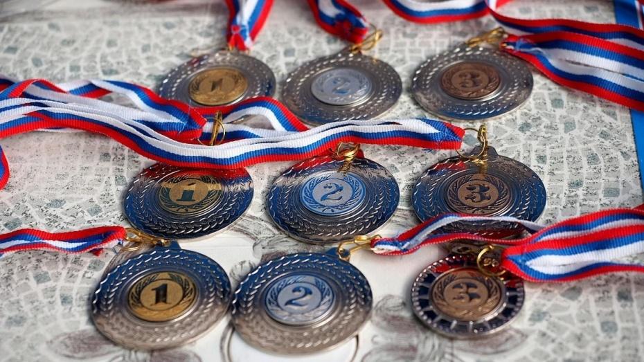 Воронежцы выиграли командный зачет первенства ЦФО по вольной борьбе среди кадетов