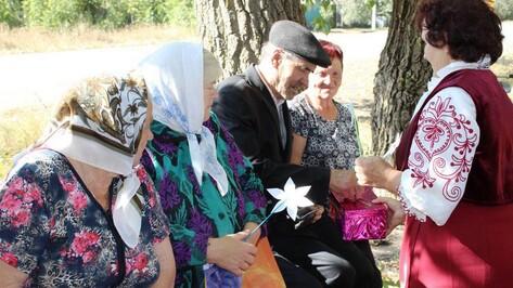 В Репьевском районе для онкобольных детей собрали более 166 тыс. рублей