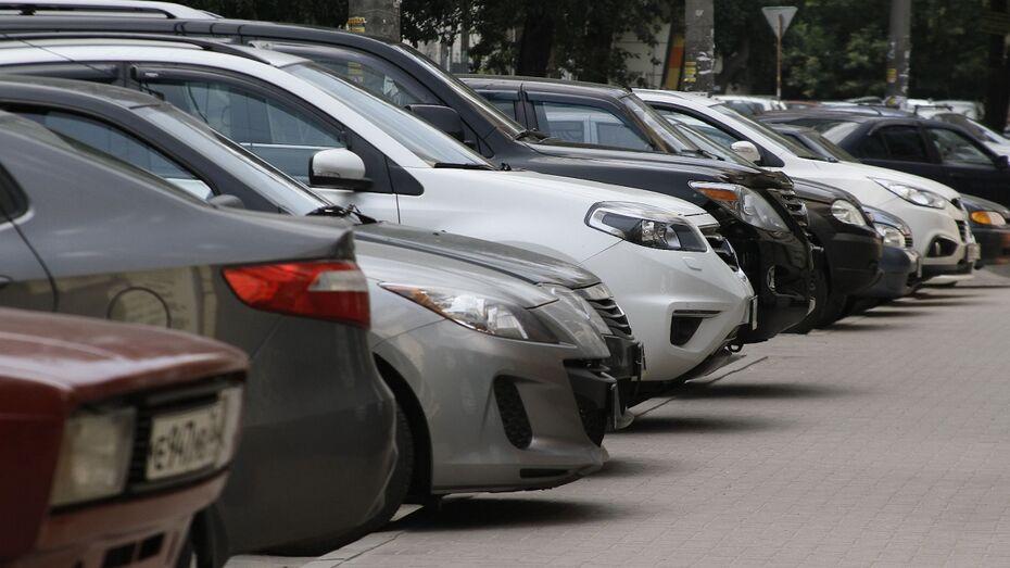 Подержанные автомобили в Воронеже подорожали на 14% за год