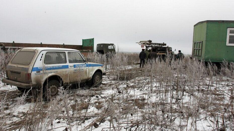 Хоперские казаки «отбили» у геологов Еланское месторождение