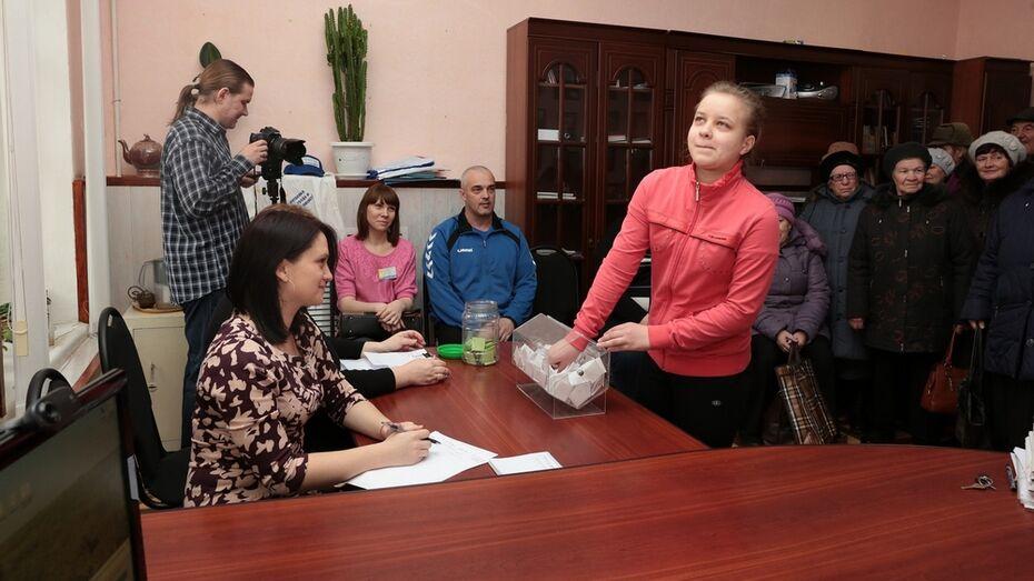 Бобровская районная газета разыграла среди подписчиков валенки и чайный сервиз