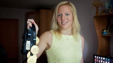 Воронежские пловцы с ограниченными возможностями завоевали 28 медалей чемпионата России