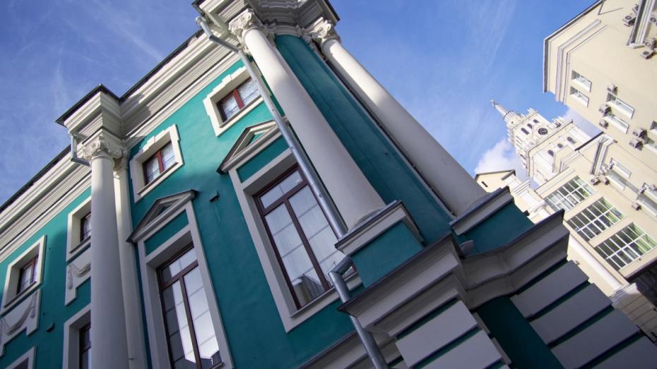 Легенды Воронежа. Дом-дворец Потапова, ставший музеем Крамского
