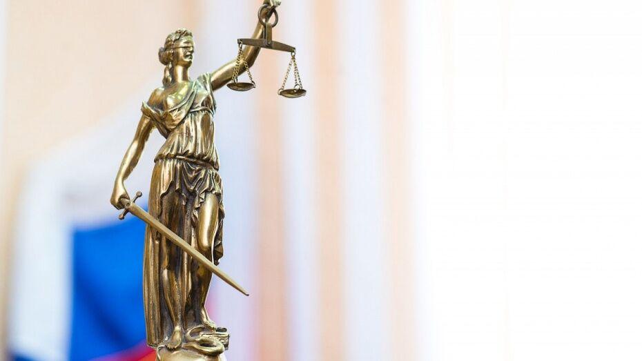 В Воронеже юриста Минобороны приговорили к штрафу в 300 тыс рублей за мошенничество