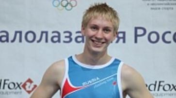 Воронежец Максим Дьячков завоевал золото на первенстве России по скалолазанию