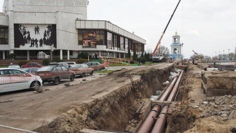 Мэр Воронежа поручил привести в порядок Советскую площадь к Платоновфесту