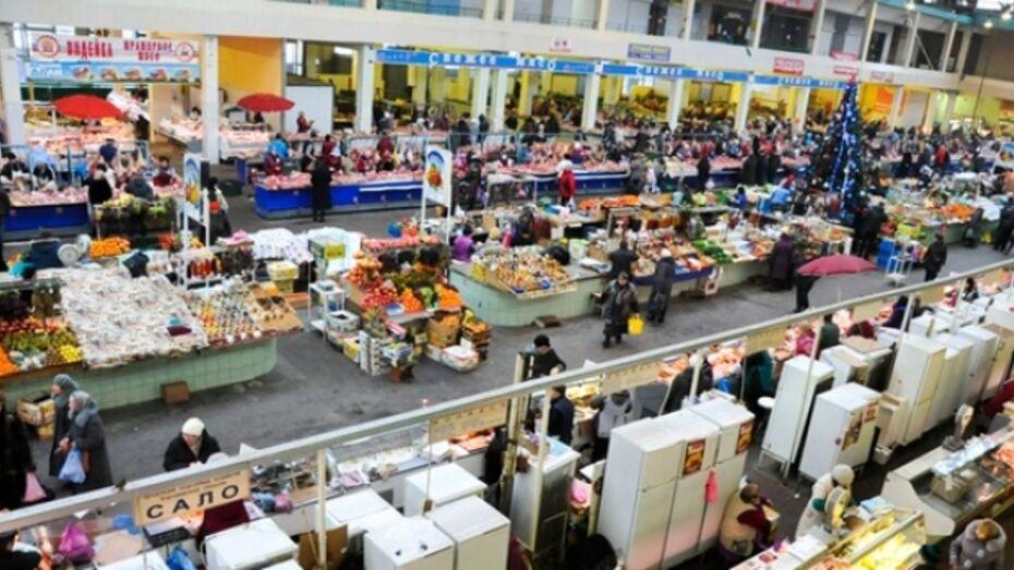 Предприниматели Центрального рынка достигли соглашения с властями Воронежа и прекратили голодовку