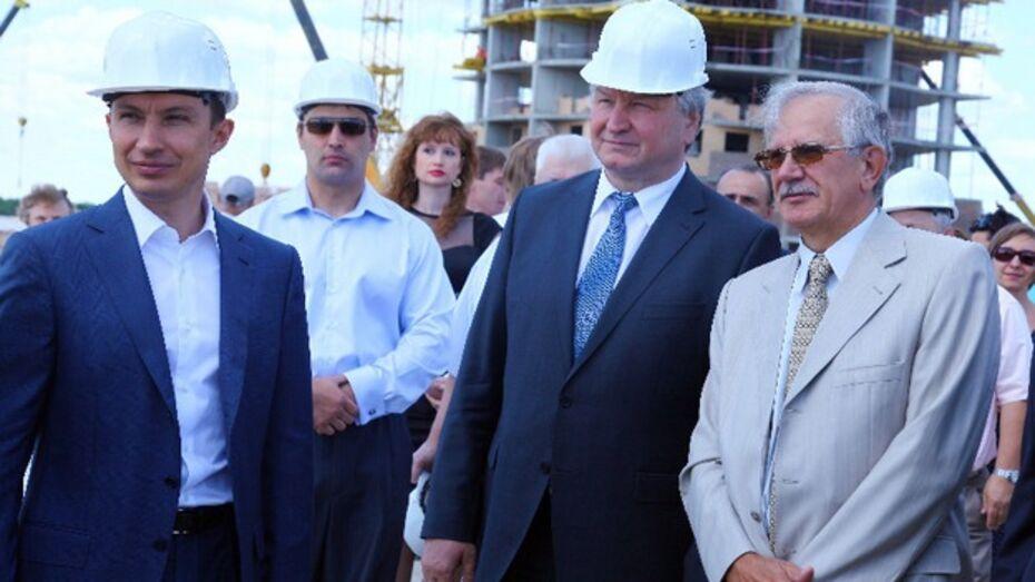 В Воронеже заложен камень в основание нового детского сада