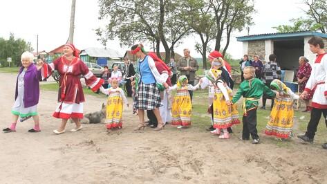 В борисоглебском селе Макашевка провели акцию «Назад в будущее»