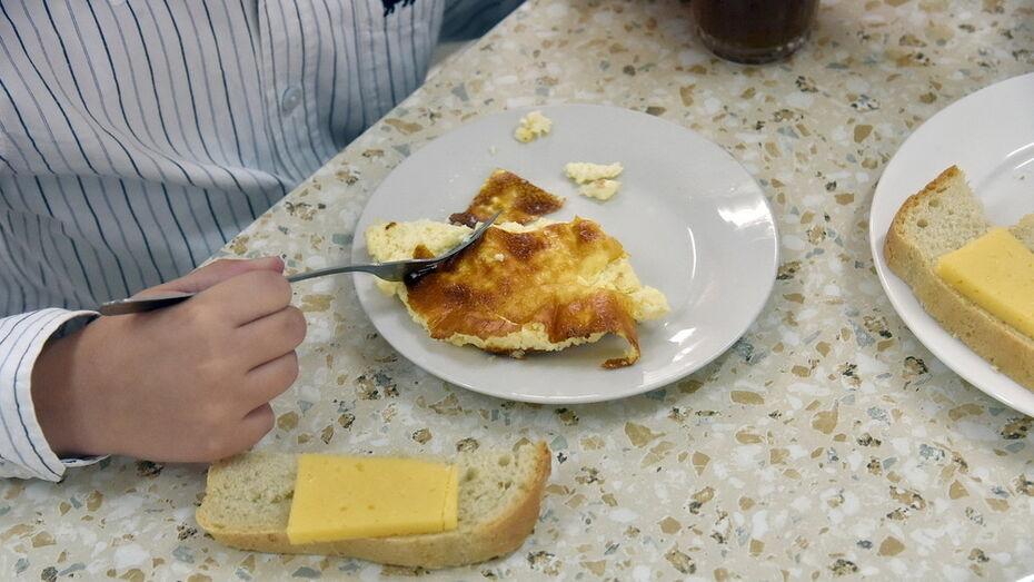 На холодные обеды в школах пожаловались воронежцы Общественной палате