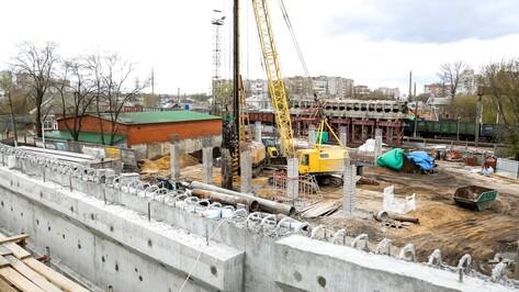 Реконструкция виадука на 9 Января в Воронеже может затянуться