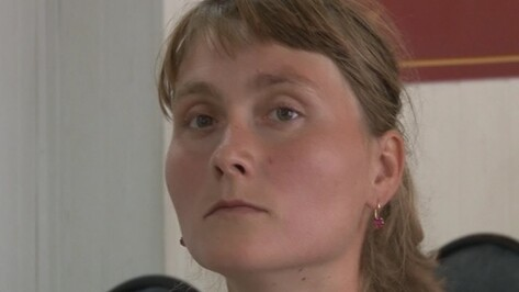 В Воронеже бросившая 11-месячного сына на станции юннатов мать попала под суд