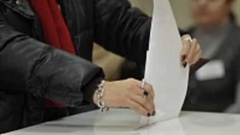 Выборы губернатора Воронежской области пройдут 14 сентября