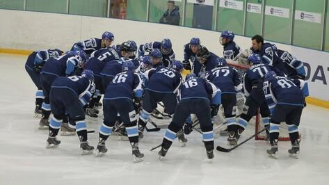 Хоккеисты «Россоши» одержали 8 победу подряд