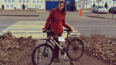 Воронежцы нашли украденный велосипед за 2 дня