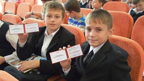 На Лискинской  детской железной дороге начался новый учебный год