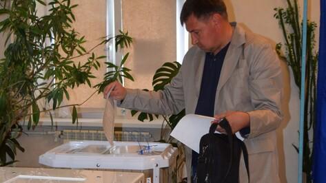 Рамонцы проголосовали за «единороссов»