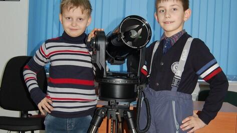 Россошанские школьники увлеклись астрофотографией