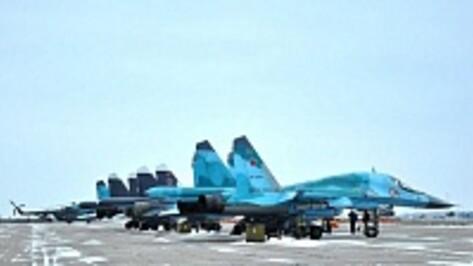 На аэродром «Бутурлиновка» прилетели очередные бомбардировщики с воронежского «Балтимора»
