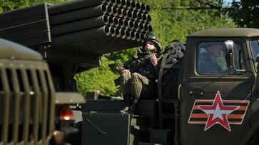 В Параде Победы в Воронеже задействуют 28 боевых машин