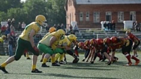 Воронежские «Могучие утки» сыграют со «спартанцами»