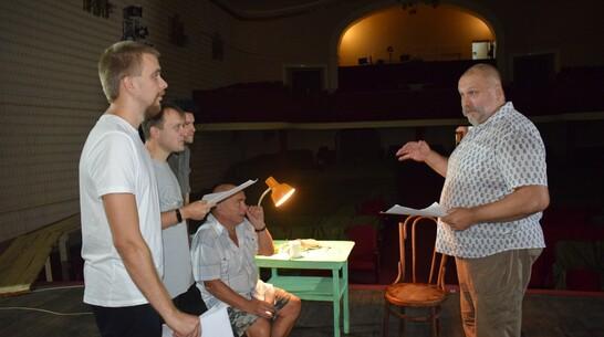 В Борисоглебском драмтеатре поставят «Алые паруса» и «Преступление и наказание»
